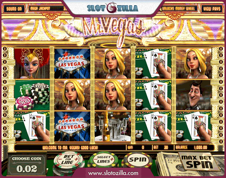 Mr Vegas Slots Free Play & Real Money Casinos