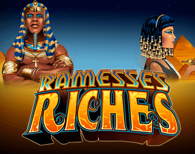 Ramesses Riches Slot Machine Online ᐈ NextGen Gaming™ Casino Slots