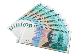 swedish koruna casinos