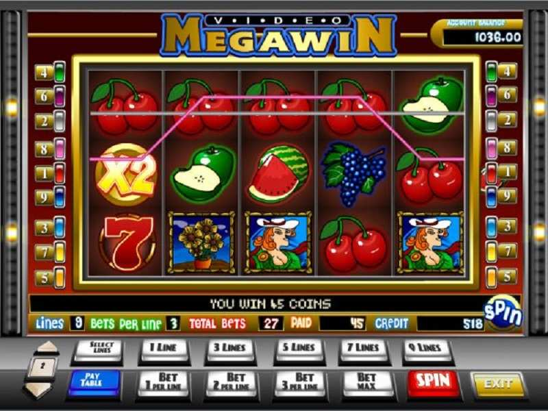 Mega Win Slots