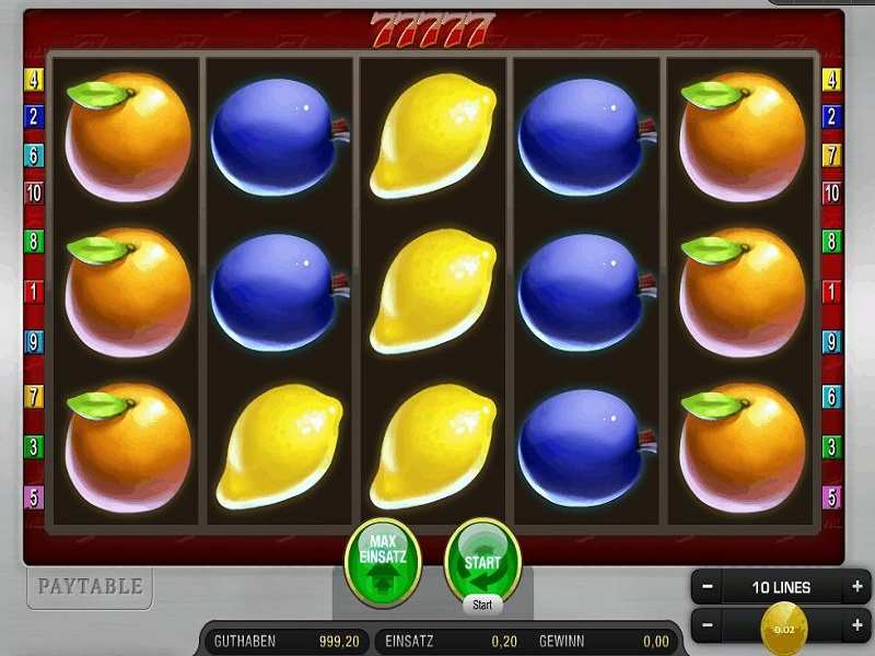Free Games Casino 77777