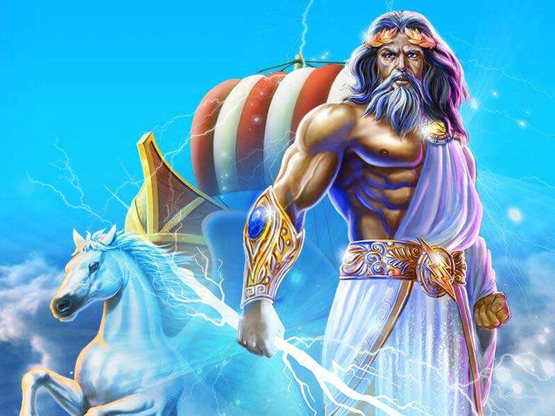Play Age of Gods Slot at Casino.com NZ