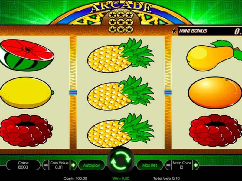Play Spin a Win Arcade Game Online at Casino.com South Africa