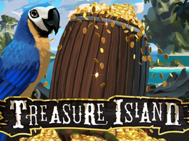 Treasure Island Slot - Play for Free & Win for Real
