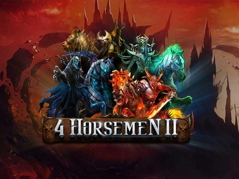 4 Horsemen II Free Slot