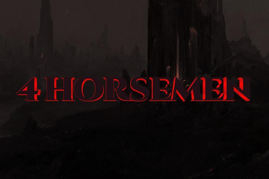 4 Horsemen Slot Featured Image