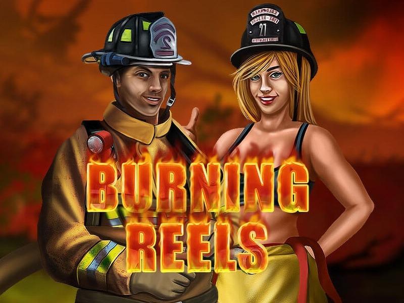Burning Reels Slot Machine