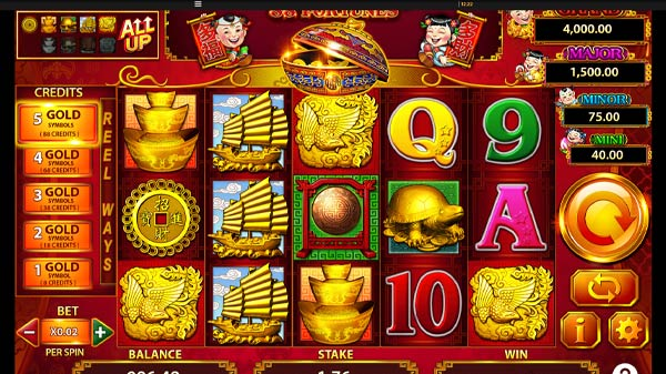 Play The Reel Of Fortune Slots With No Download Today
