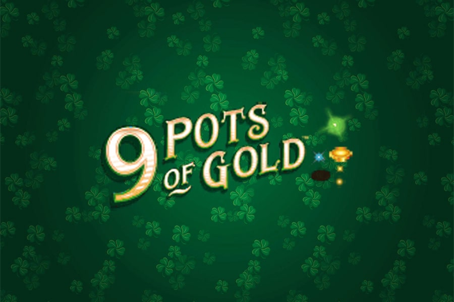9 Pots of Gold Slot Featured Image