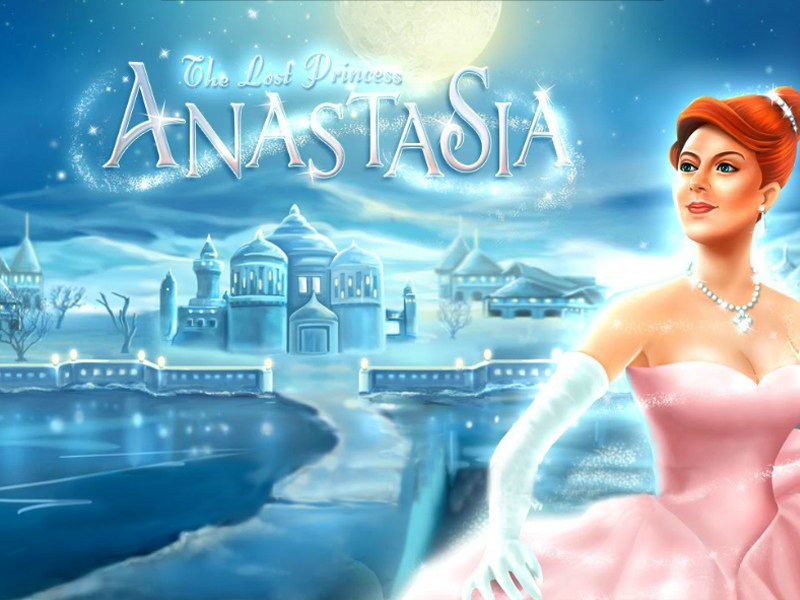 Play The No Download Lost Princess Anastasia Slot Here