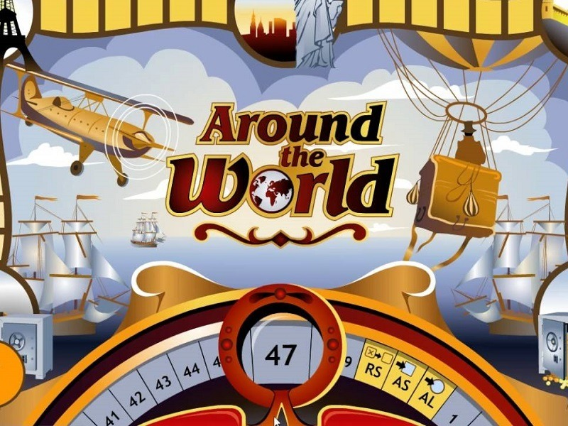 777 around the world slot machine online microgaming bar png creator