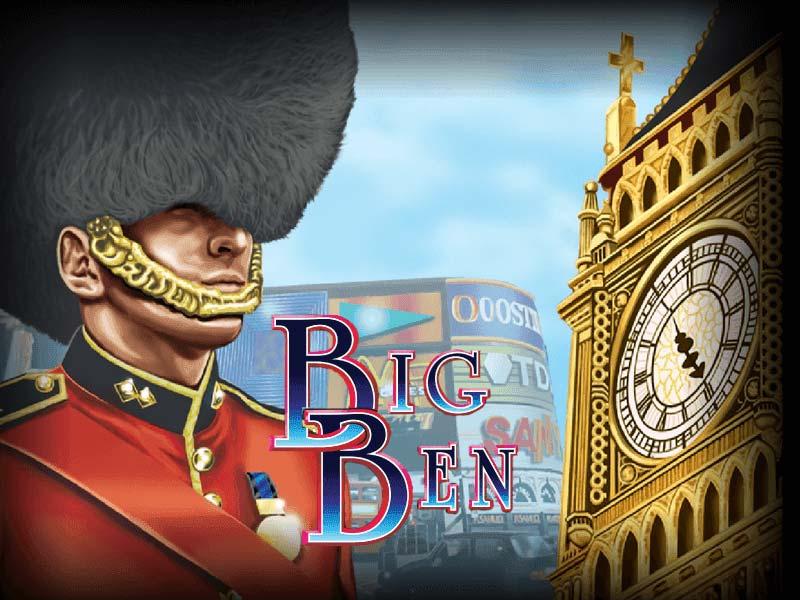 Big Ben slots machine logo