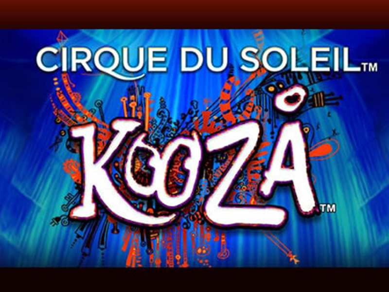 Cirque du soleil kooza slot the best slots to play at a casino