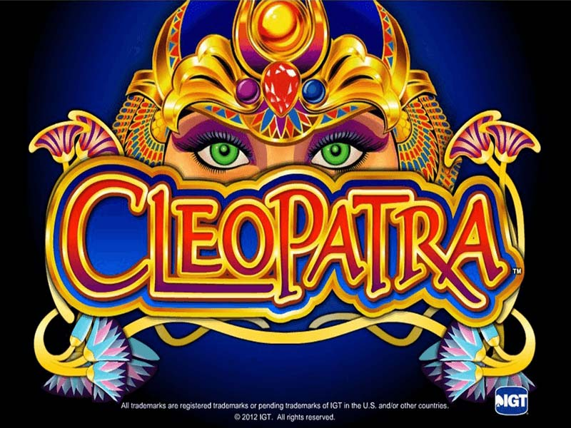 Cleopatra Slot Machine Free Play