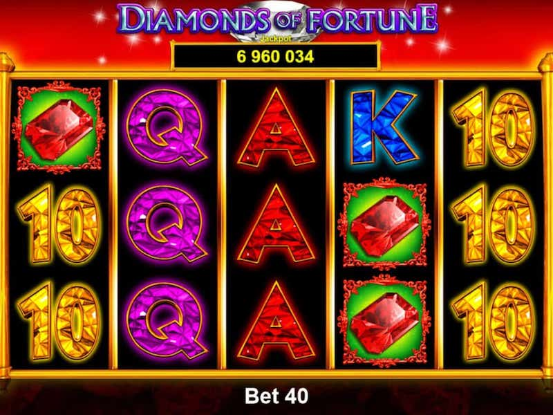 Jul 18, · Take a moment to rate the Diamonds Of Fortune casino slot and to leave your own user rating.Play Diamonds Of Fortune slot for real money online by visiting the casinos listed on this page that offer Novomatic online slot games.A complete Diamonds Of Fortune casino list can be found below.Sending.User Review 0 (0 votes)/5.