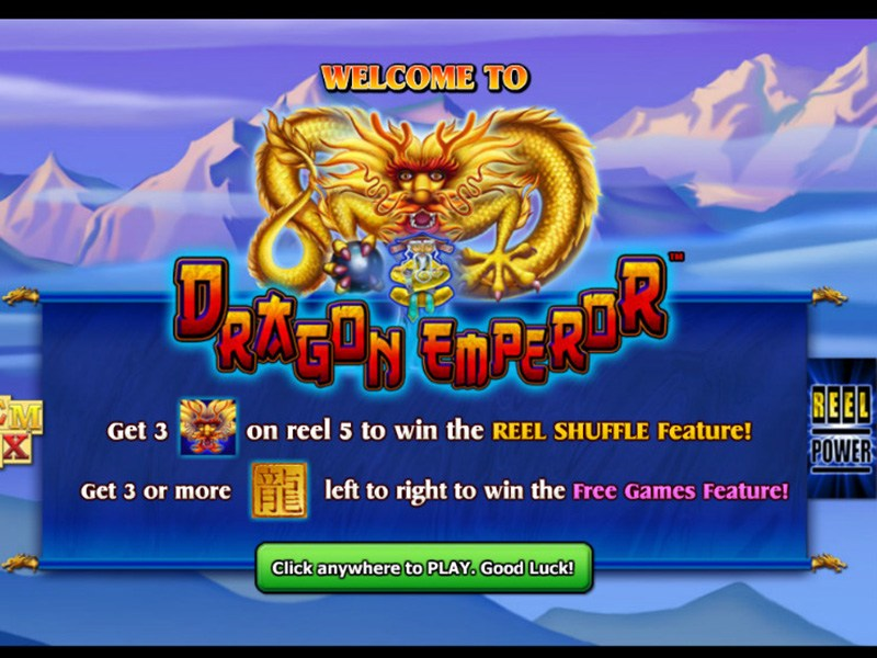 Imperial dragon slot machine online
