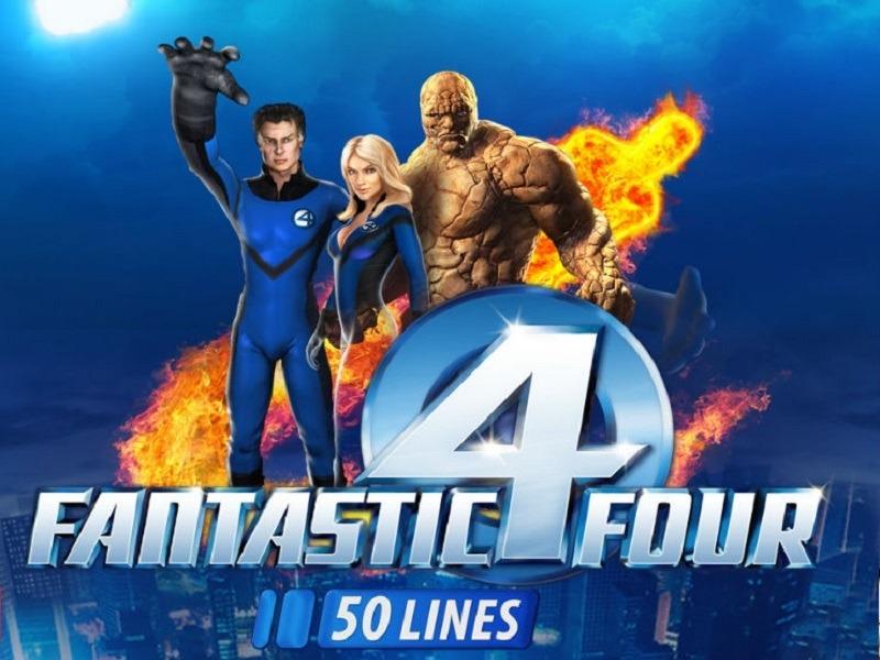 Fantastic Four Online Slot