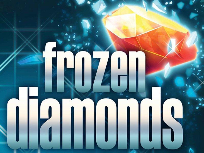Frozen Diamonds Free Slot Machine Featured Image