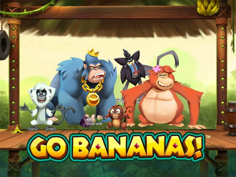 Go Bananas With The No Download Monkey Love Slots