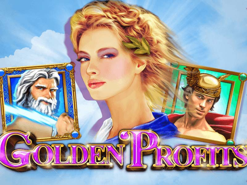 Golden Profits Slot Logo