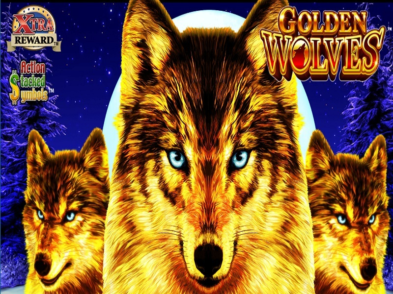 Spiele Golden Wolves - Video Slots Online