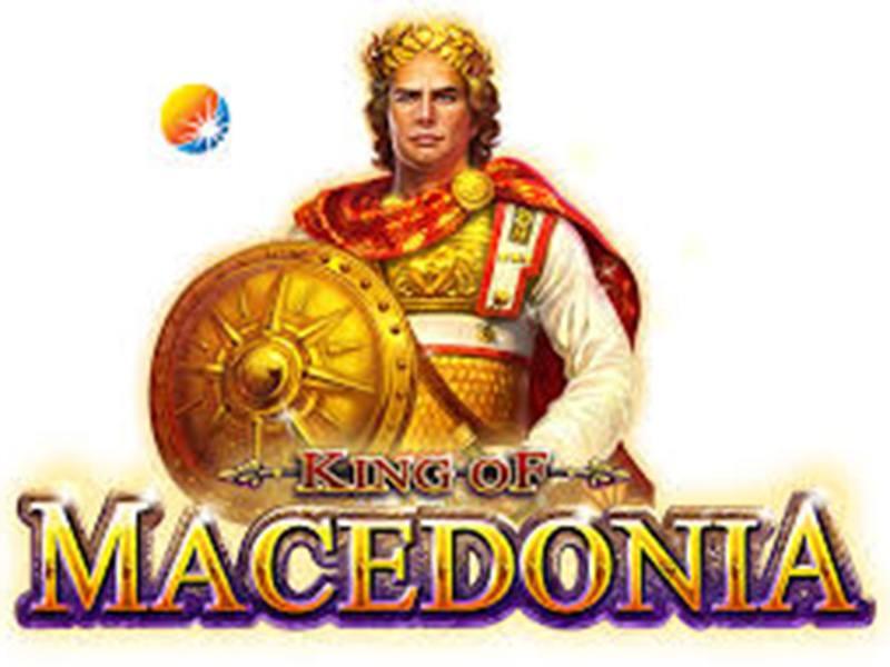 King of macedonia slot online