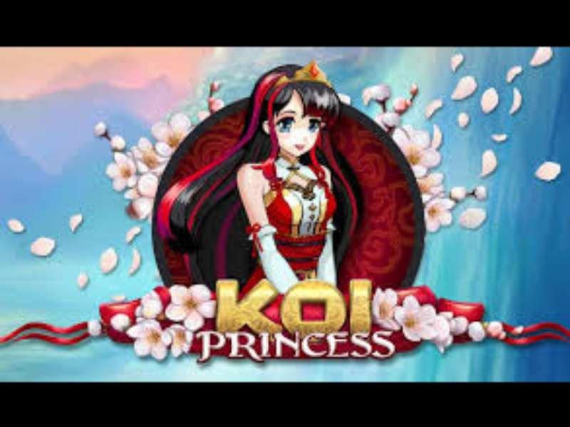 Koi Princess Slot by NetEnt