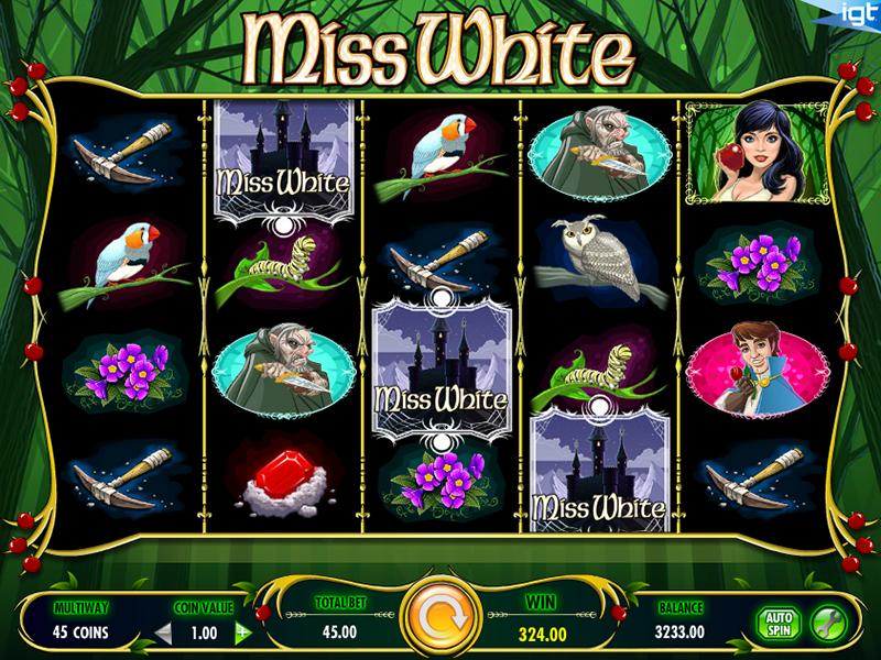 Miss White