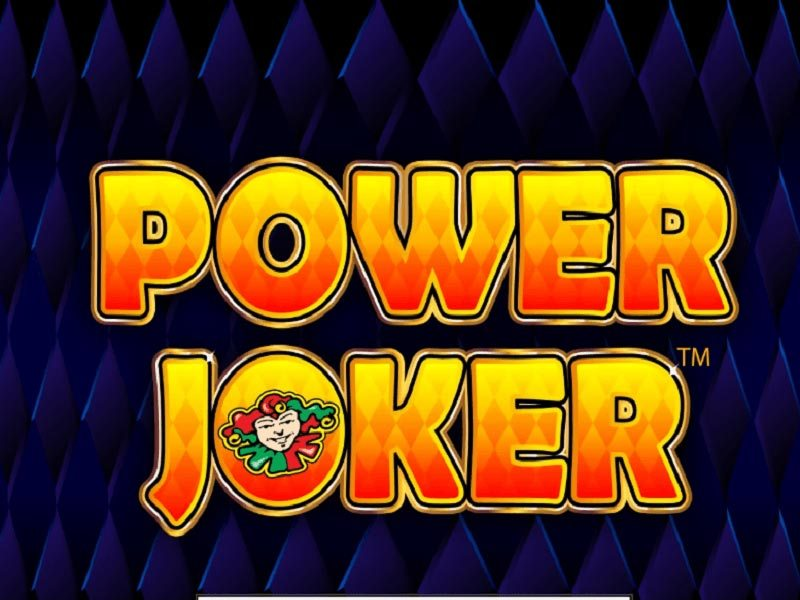 Power Joker Slot Play Free Online Novomatic Read Review 2021