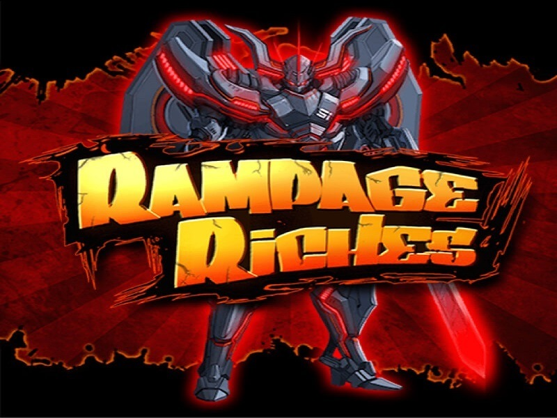 Play Rampage Riches Slots Free Here With No Download