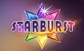 Get 25 Free Spins For Starburst Online Slot in Thrills Online Casino