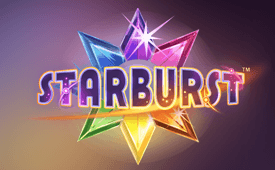 Get 25 Free Spins For Starburst Online Slot in Thrills Online Casino