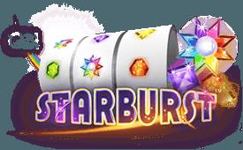 Starburst online slot with free spins