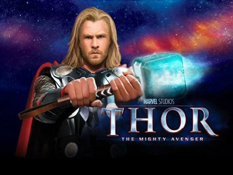 Slot Machines With Thor On It