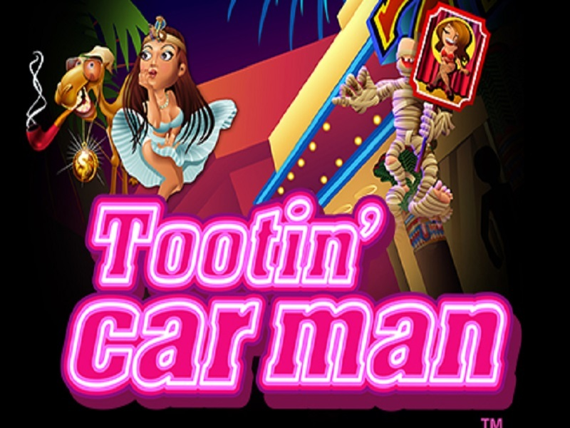 Spiele Tootin Car Man - Video Slots Online