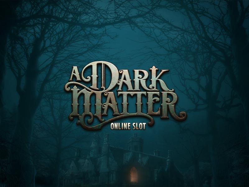 A Dark Matter Slot Feature Image Free Slots