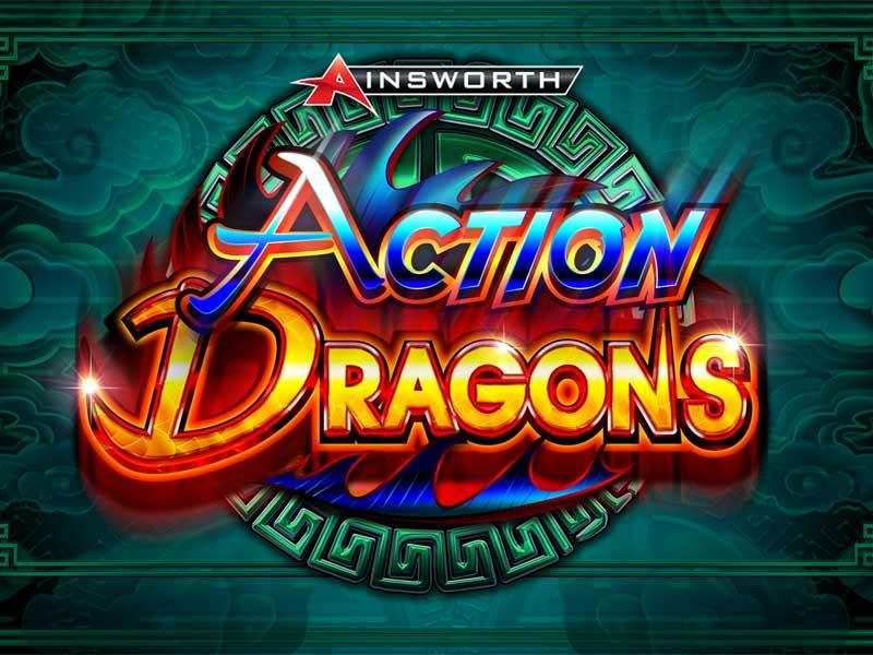 Action Dragons Slot Machine