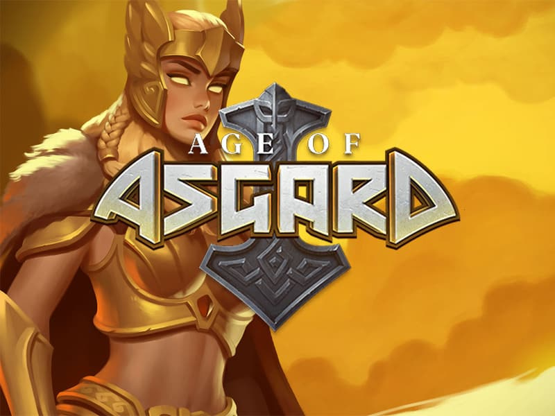 Age Of Asgard Slot Machine