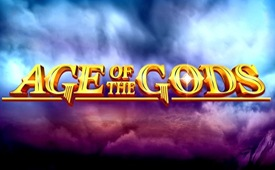 Get £200 + 10 Free Spins on Age of the Gods Slot by NetBet Casino