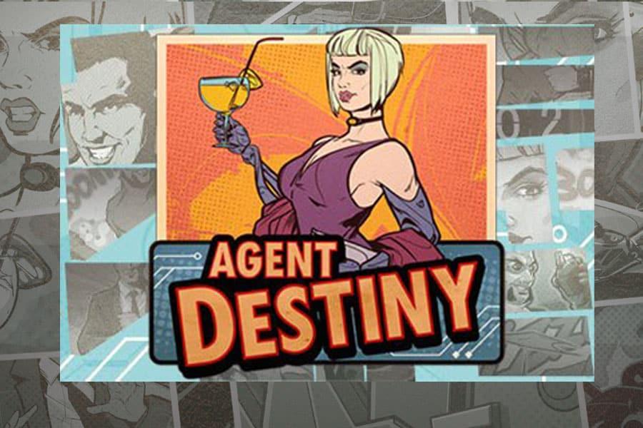 Agent Destiny Slot Featured Image