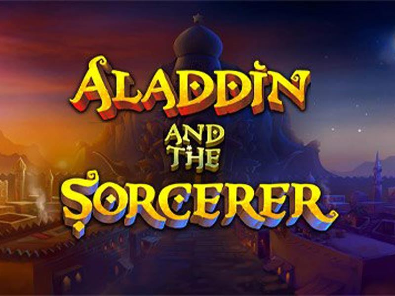 Aladdin And The Sorcerer By Pragmatic Play Featured Image