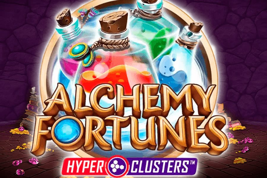 Alchemy Fortunes Slot Featured Image