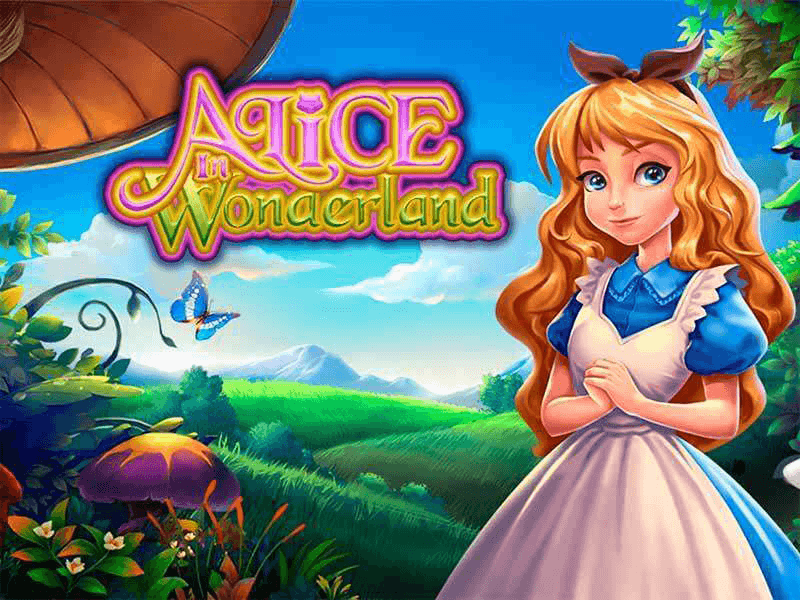 Alice In Wonderland Games: Alice In Wonderland (WMS) Slot Machine Game To Play Free