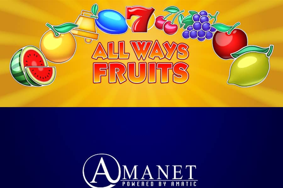 All Ways Fruits Slots Featured Image