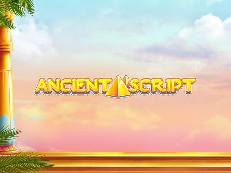 Ancient Script Slot Featured Image