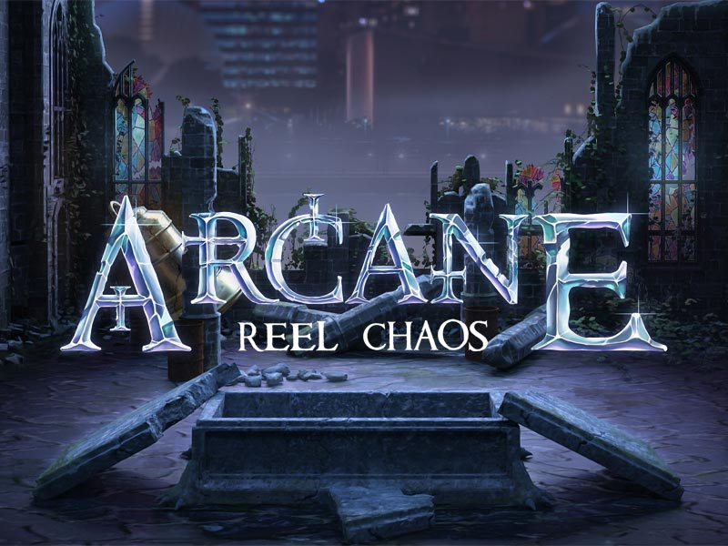 Arcane Reel Chaos Free Slot Logo