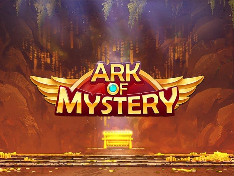Ark of Mystery Quickspin Slot Logo