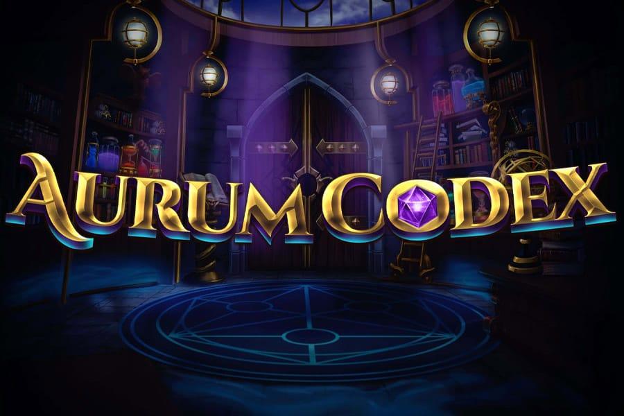 Aurum Codex Slot Featured Image