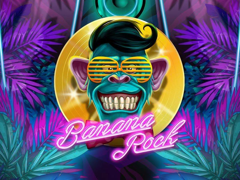 Banana Rock Slot Featured Image