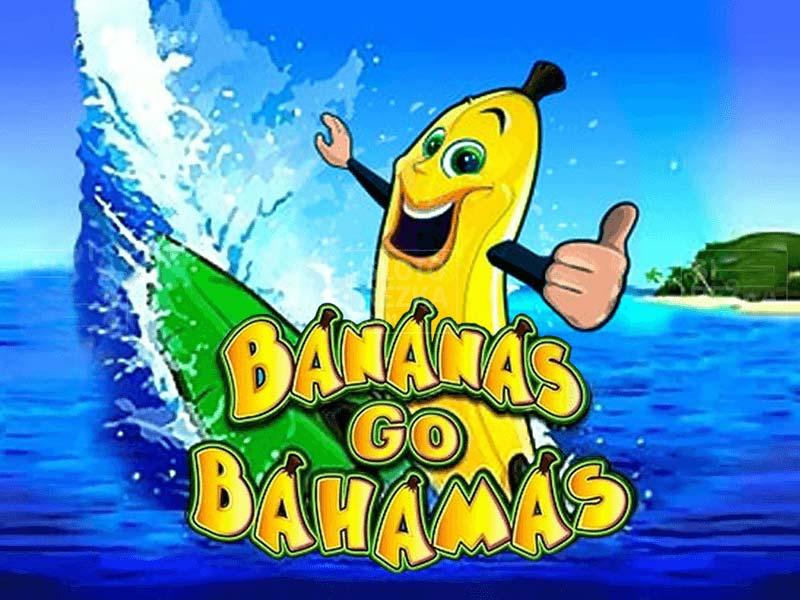 free Bananas Go Bahamas logo